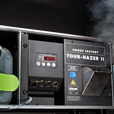 Tour Hazer II