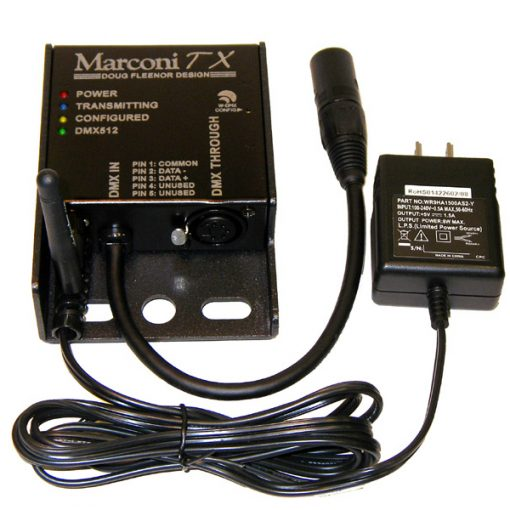 W-DMX Transmitter