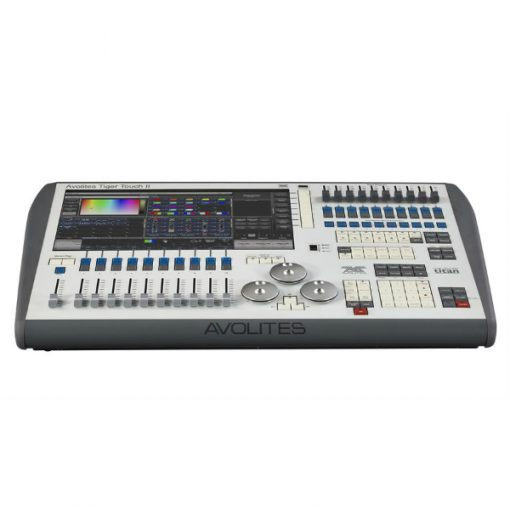 Front of Avo Tiger Touch II console