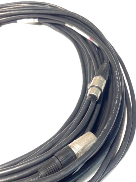 100' DMX Cable