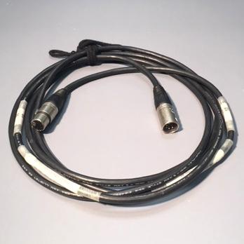 10' DMX Cable