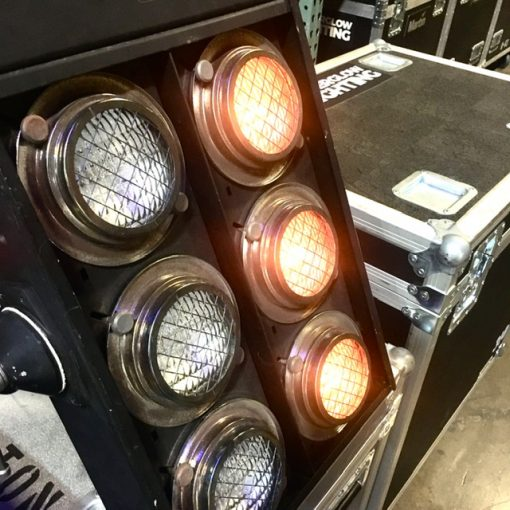 6-Lighter half lit